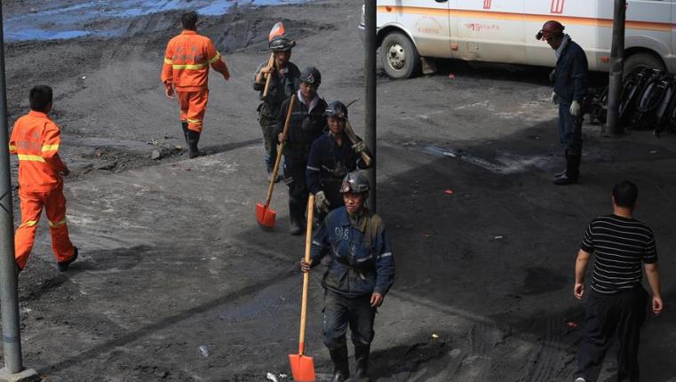 貴州畢節市七星關區一煤礦發生疑似瓦斯爆炸4人遇難3人被困