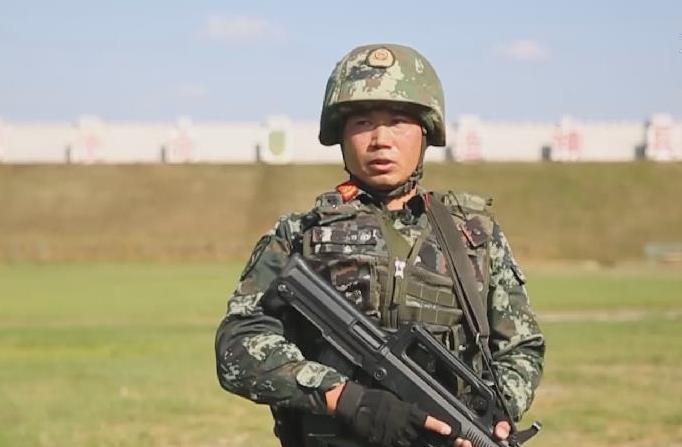 """新華微視∣""""全能""""偵察老兵"""