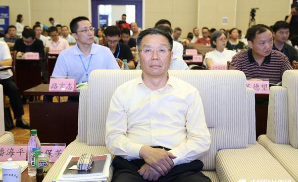 茅臺集團黨委書記、董事長李保芳出席品牌推介會