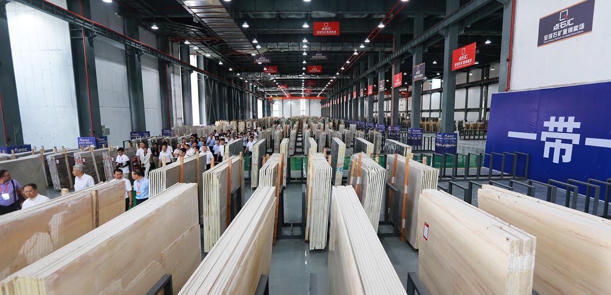 石材産業成為鎮寧民營經濟新名片