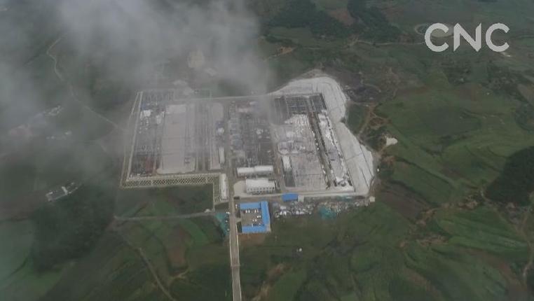 貴州威寧500千伏輸變電工程建設進入衝刺階段