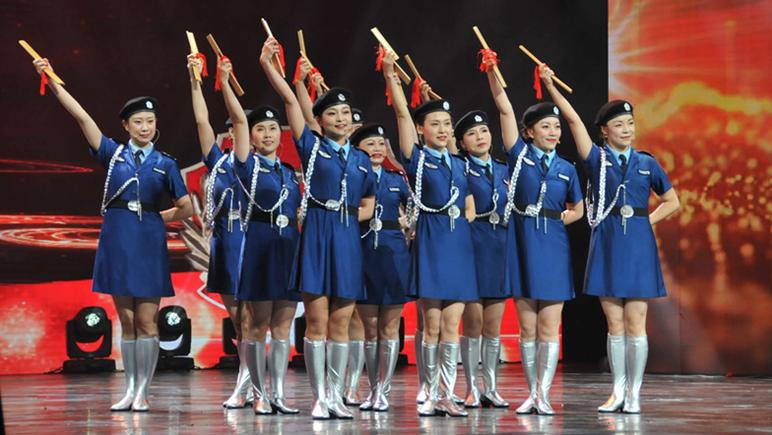 貴州省司法廳舉辦慶祝新中國成立70周年法治文藝活動