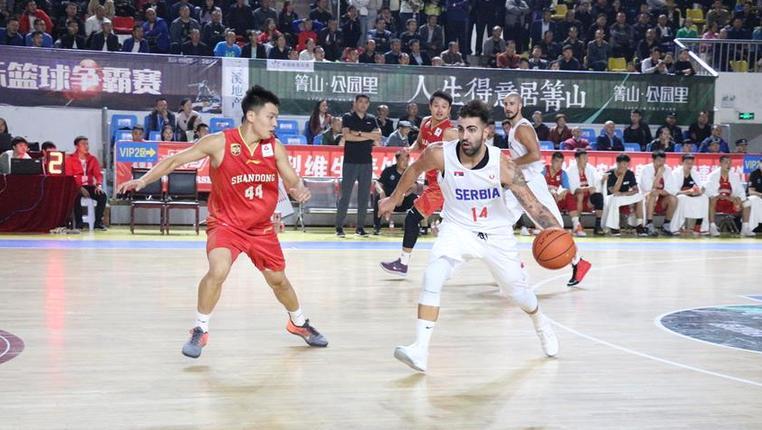 2019國際籃球爭霸賽在貴州習水打響