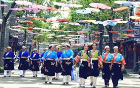 東屯鄉:農旅結合 打造康養旅遊勝地