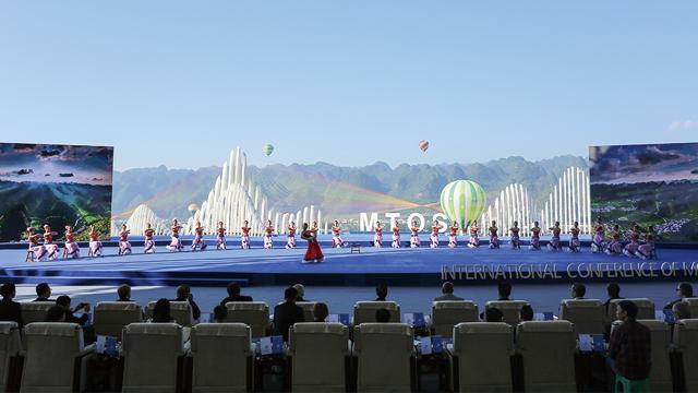 2019國際山地旅遊暨戶外運動大會開幕式舞蹈表演