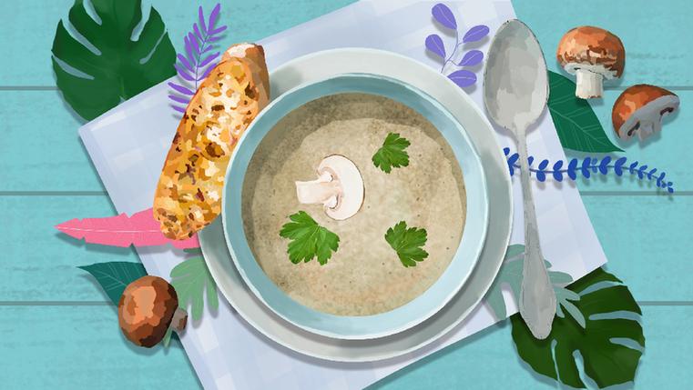 吃飯時到底能不能喝湯? 今天終于有答案了!