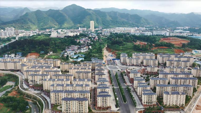 大龍開發區:家門口就業