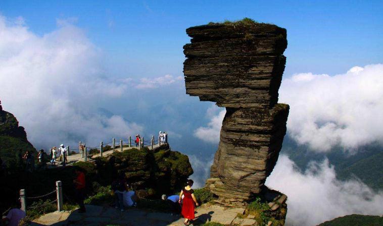遊山玩水逛古寨……這麼美的風景,你確定不來?