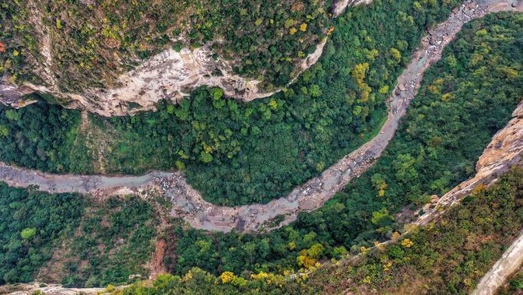 如畫西溪河