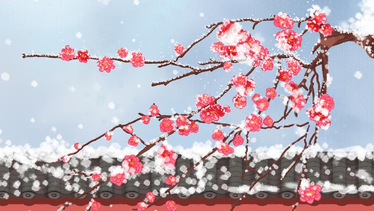 古人對雪的雅稱,美到窒息!