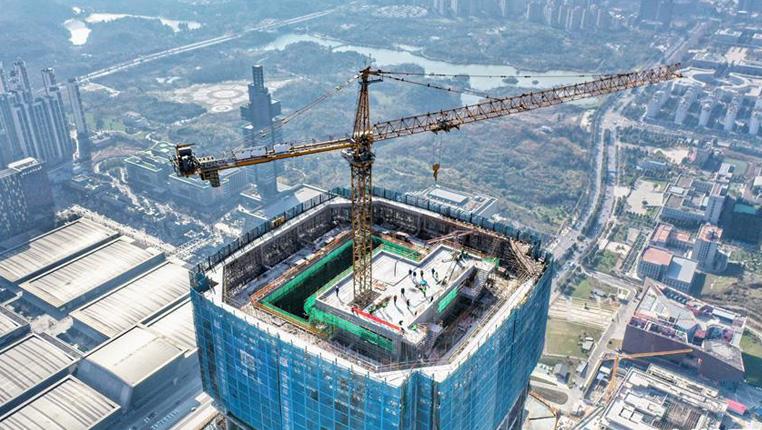 貴州:400米超高泵送混凝土試驗成功