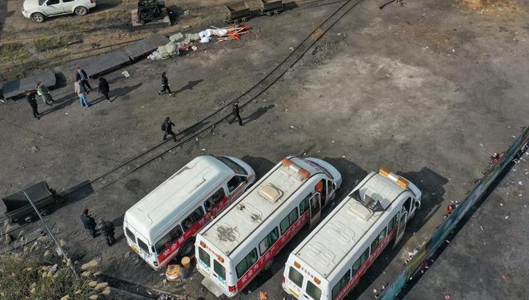 貴州安龍縣煤礦事故搜救工作結束