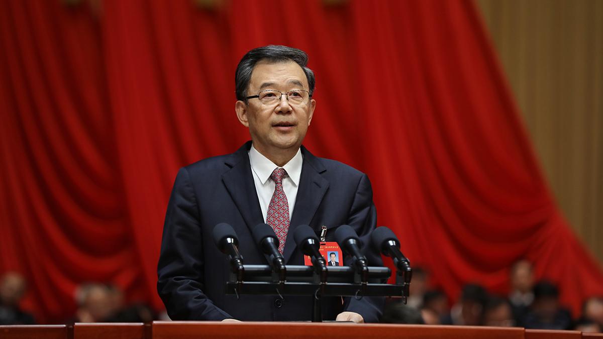 貴州省委書記、省人大常委會主任孫志剛作重要講話