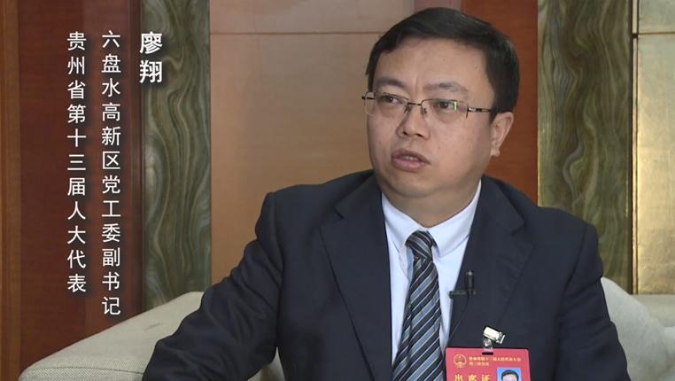 廖翔:打造産業轉型升級主陣地
