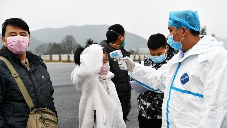 貴州:堅守崗位做好基層疫情防控
