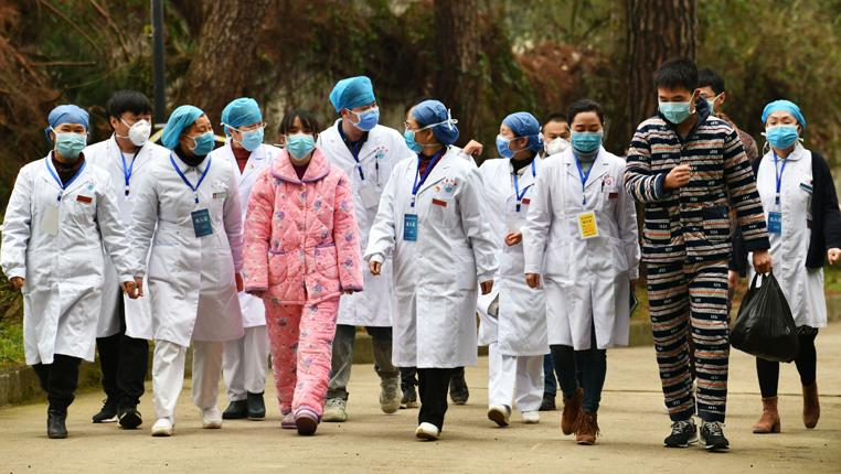 貴州3名新型冠狀病毒感染的肺炎患者治(zhi)愈(yu)出院(yuan)