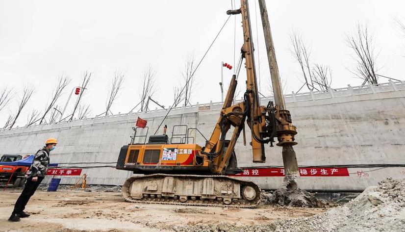 貴州省重大工程項目復工率超六成