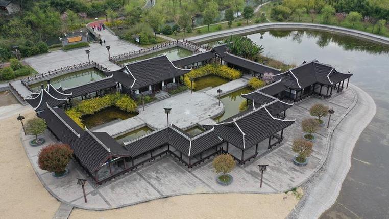 貴州江口:俯瞰梵凈山美麗鄉村