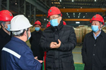 孫志剛在貴陽市調研企業復工復産和農村春耕備耕情況
