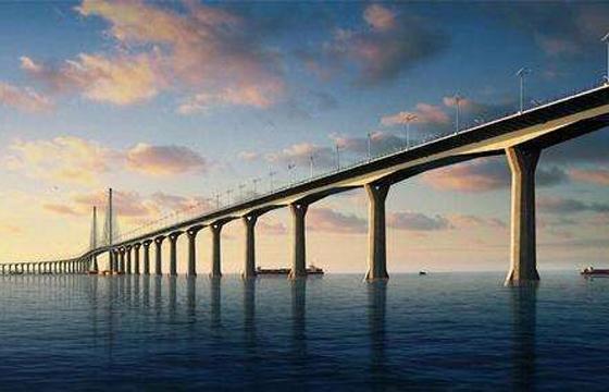 中國進出口銀行貴州省分行支持貴州鋼繩助力港珠澳大橋建設