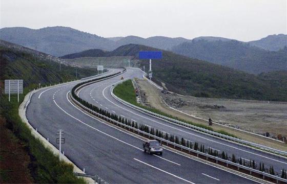 中國進出口銀行貴州省分行支持甕馬高速