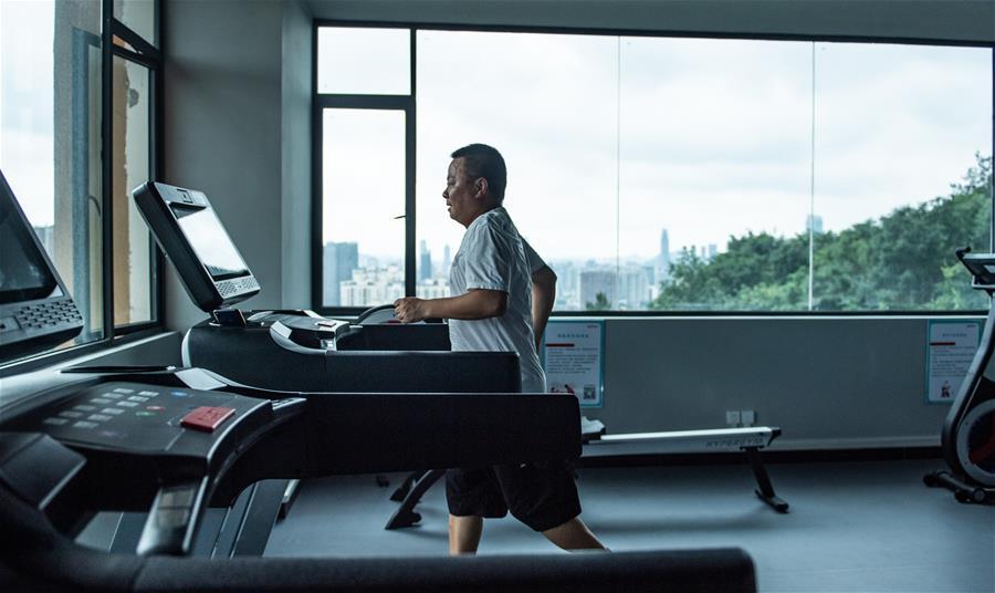 全民健身——貴州首家24小時智能百姓健身房開放營業