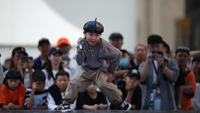 體育舞蹈——2020HHI街舞錦標賽中國總決賽在貴陽舉行