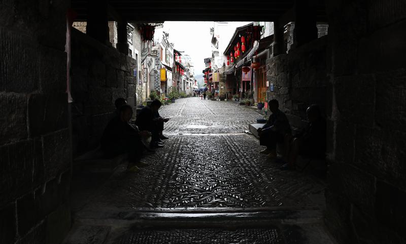 貴州錦屏隆裏古城:600年古韻猶存