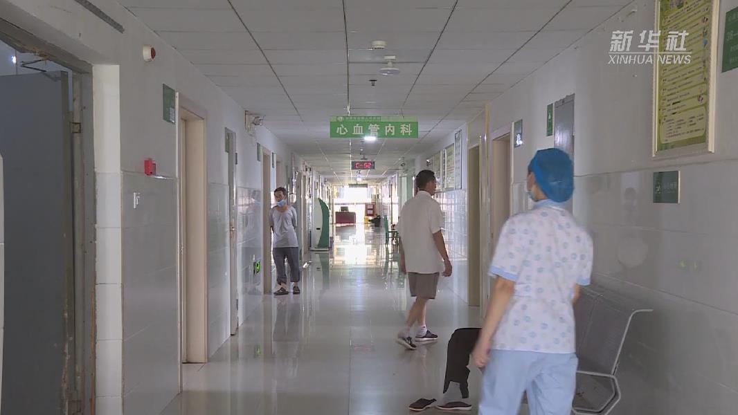 醫療幫扶讓西部小縣城有了大保障