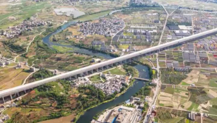貴州高速公路通車裏程10年增長逾4倍