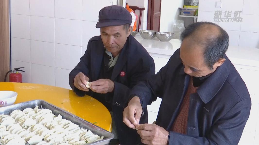 貴州榕江:特困老人的暖心重陽