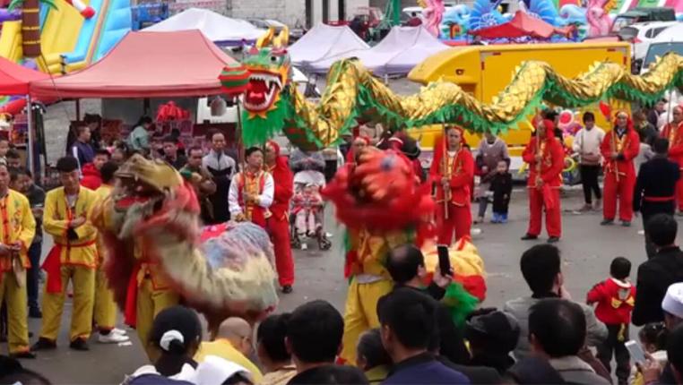 新華微視∣貴州三都:歡度水族端節