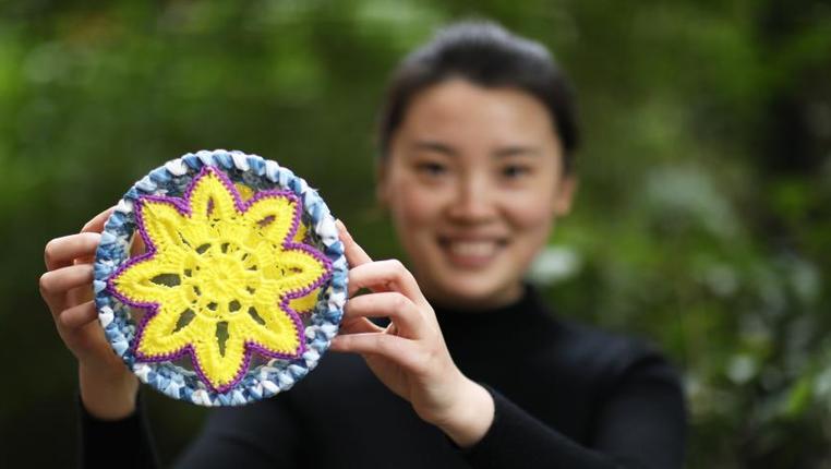 貴州赤水:巧手織就脫貧路