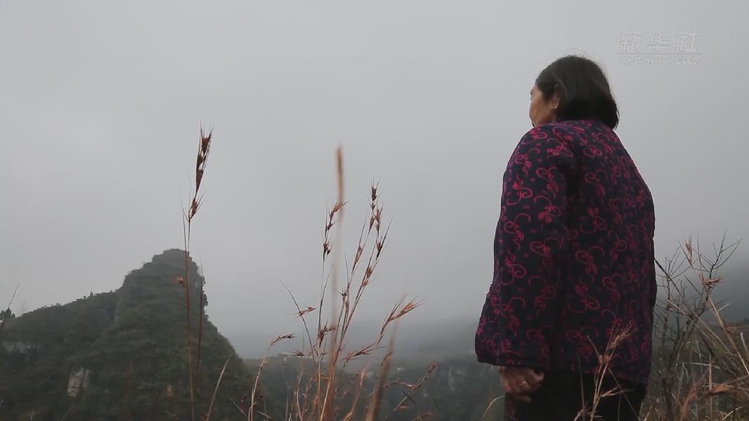有愛!貴州老奶奶自編山歌唱給幫扶幹部
