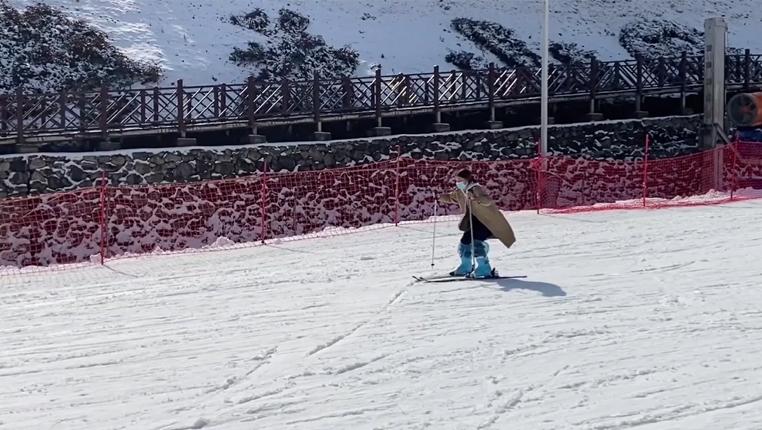 """Vlog∣""""小白""""的滑雪初體驗"""