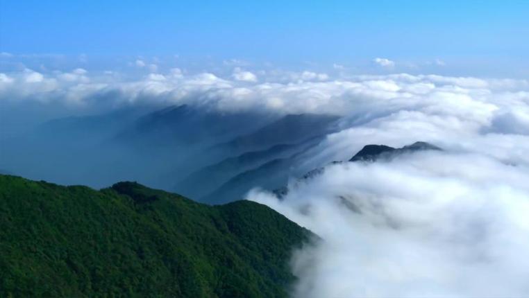 100秒!雲遊這一國家生態文明試驗區