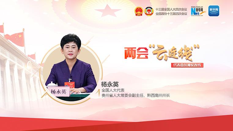 楊永英:扎實推進五大鞏固拓展 在鄉村振興上開新局