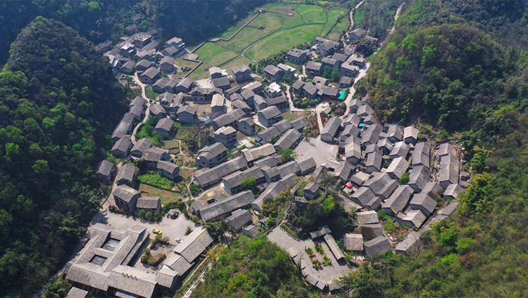 探訪貴州鎮寧高蕩村——石頭堆出來的古村落