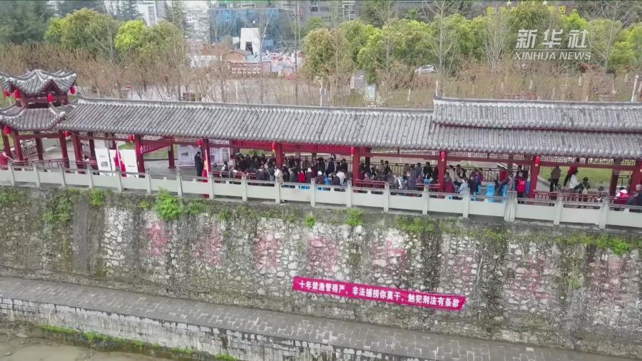 貴州桐梓:傳承紅色基因 黨史宣講進社區