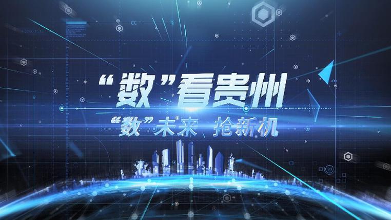 """""""數""""看貴州丨""""數""""未來 搶新機"""