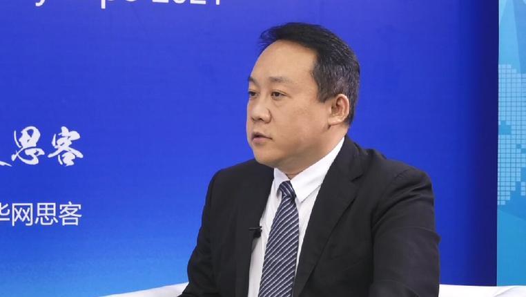 2021數博會微訪談丨專訪大龍網集團董事長馮劍峰