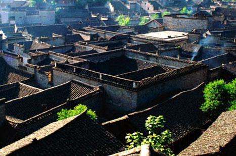 中南門古城