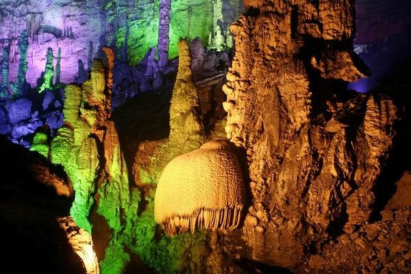 九龍洞自然風景區