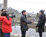 广州《冠军带你游黔南》春晚摄制组走进福泉