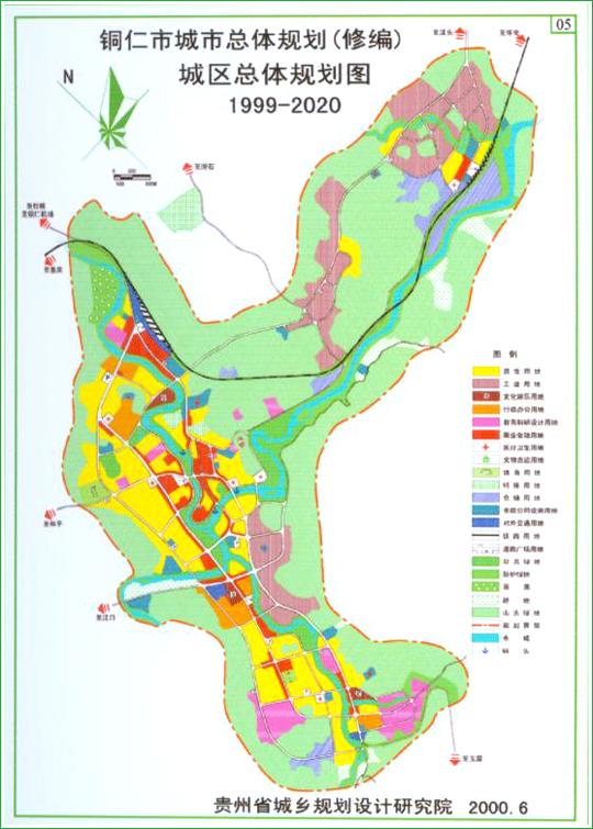 金铜仁高速公路规划图